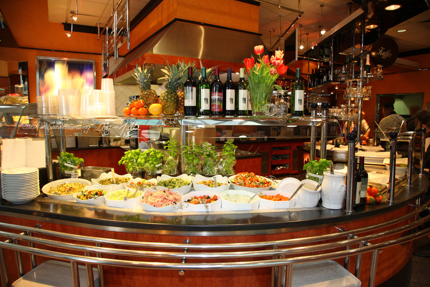 Restaurants With Salad Bar Best